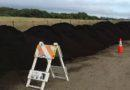 Free Compost on Marina Boulevard Awaiting Takers