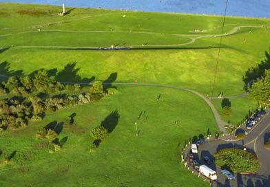 A Kite's Eye View: Cris Benton Aerial Photos