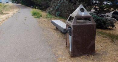 Kudos to Parks Staff