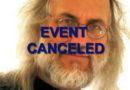 Solstice Event Canceled