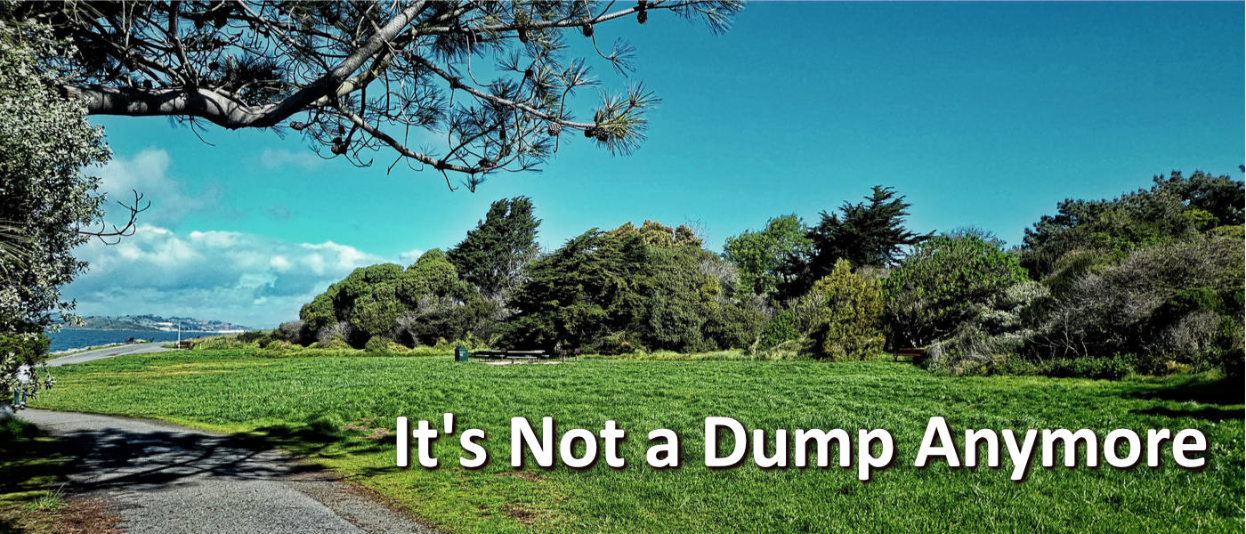 It's Not a Dump Anymore