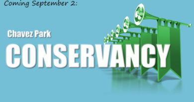 Conservancy Coming 9/2