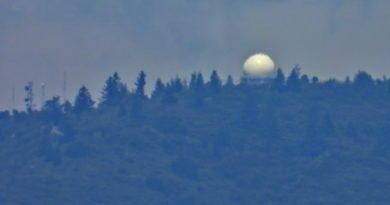 Sightems: Mt. Tam Golfball
