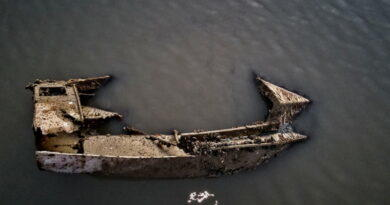 Sunken Wreck