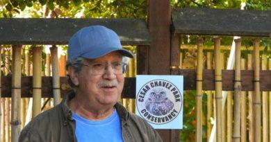 Park Pioneer Speaks