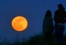 Supermoon Rising May 5 2012