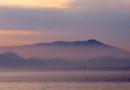 View of Mt. Tamalpais January 29 2010