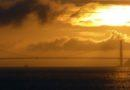 Sunset February 5 2010