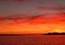 Sunset February 15 2015