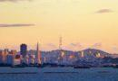 View of San Francisco at Sunset May 28 2011