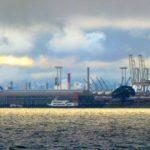 View North, Port of Richmond, June 28 2011