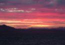 Sunset August 10 2015