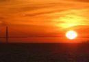 Sunset February 4, 2011