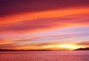 Sunset November 7 2016