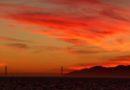 Sunset February 14 2016