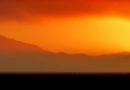 Last Spark of Setting Sun 8/1/2012