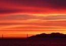 Sunset February 29 2016