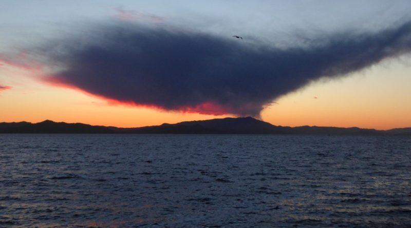 View of Mt. Tamalpais March 28, 2016