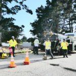 Kudos to the Pothole Patchers