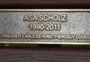 New Bench: Asa Scholz