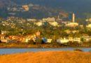 Looking East into Berkeley (6-10-2013)