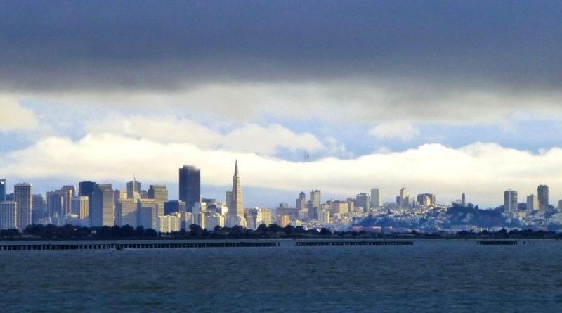 View of San Francisco June 23, 2013