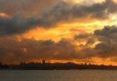 Sunset December 3 2014