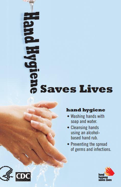 Handwashing saves lives